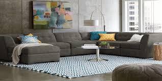 Modular Sectional Sofa Pieces Roxanne Fabric 6 Piece Modular Sectional Sofa With Ottoman Best