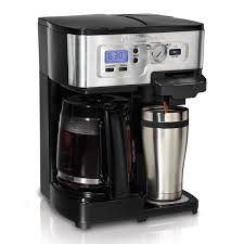 hamilton beach 2 way flexbrew coffee brewer 49983