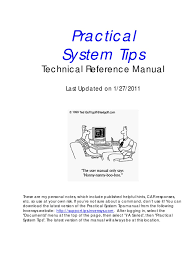 practical system tips booting command line interface