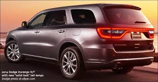 2004 dodge durango gas mileage 2014 2017 dodge durango eight speed hemi powered suv