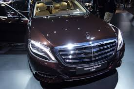 maybach 2014 automotive 2014 los angeles auto show mercedes benz maybach and amg