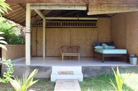 meditasi bungalows amed bali accommodation hsh stay