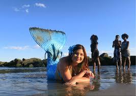 they do exist meet lanai professional mermaid