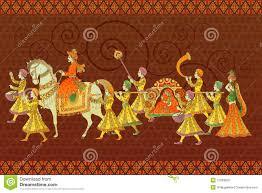 traditional indian wedding invitations indian wedding invitation card stock vector illustration of