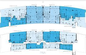Madison Residences Floor Plan by Riva Penthouse Floorplans Riva Fort Lauderdale Condos