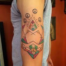 18 refreshing pyramid tattoos to try pyramid tattoo tattoo