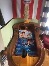 Pirate Ship Toddler Bed Little Tikes Bed Ebay