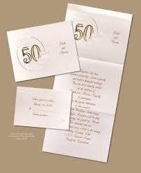 tri fold invitations anniversary trifold invitation