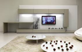 lcd unit design latest modern tv wall units living room ideas new