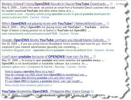 Google Public Dns Server Traffic by Dns Servers And Problems With Opendns Bruceb News