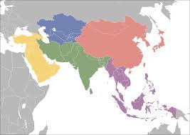 Central And East Asia Map by United Nations Geoscheme For Asia Wikipedia