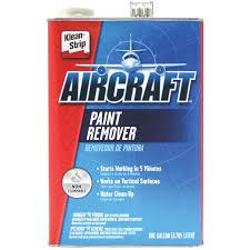 klean strip aircraft paint remover