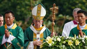 pope francis homily during visit to anglican church in rome