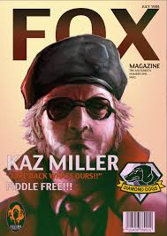 Metal Gear Solid Meme - metal gear solid v the phantom pain magazine 2 by davekpen on
