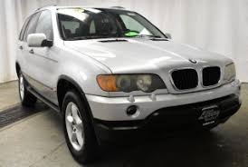 2001 bmw x5 for sale used bmw x5 for sale in sterling il 2 used x5 listings in