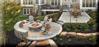Patio Seating Ideas Magical Outdoor Fire Pit Seating Ideas U0026 Area Designs