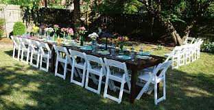 chairs and tables rentals belmont party rentals louis mo