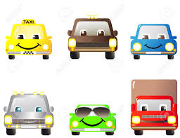 car toy clipart set of many cartoon cars toys royalty free cliparts vectors and