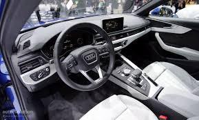 audi a4 2016 interior 2016 audi a4 allroad quattro 2 0 tfsi 252 hp acceleration test