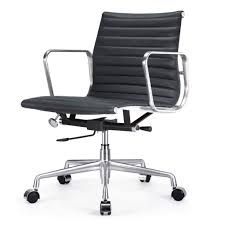 black leather desk chair amazon com meelano m341 office chair black leather kitchen u0026 dining