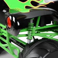 how long does the monster truck show last monster jam grave digger 24 volt battery powered ride on walmart com