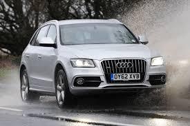 Audi Q5 8 Seater - audi q5 tdi land rover freelander vs rivals auto express