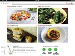 cooking light recipes quick and healthy menu maker for iphone and