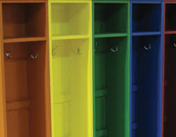 Entryway Locker System Mudroom Furniture Wooden Lockers Sawdust City Llc