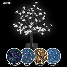 mains powered 48 led blossom tree led trees for sale this is