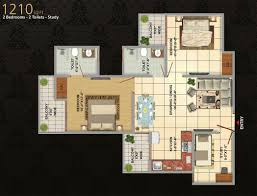 floor plan of victoryone amara noida extension victoryone
