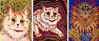 louis wain the king of cat art