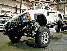 1986 jeep comanche lifted jeep comanche lift kit 5 6 jeep comanche lift kit ome