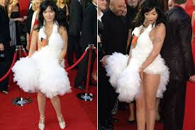 björk s once ridiculed swan dress now honored at moma new york post