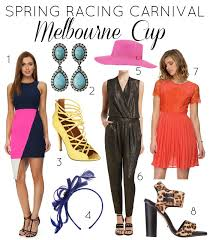 spring racing carnival fashion sonia styling