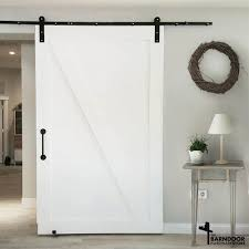 Sliding Barn Door Kits Modern Double Barn Door Hardware Kit The Barn Door Hardware Store