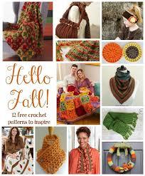70 best crochet for fall images on crochet ideas