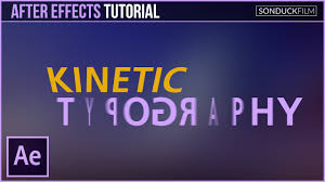 tutorial kinetic typography after effects after effects tutorial kinetic typography motion graphics youtube