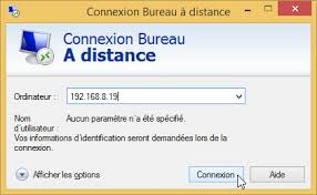 connexion bureau à distance windows xp le bureau à distance