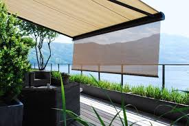 Front Awning Retractable Awnings