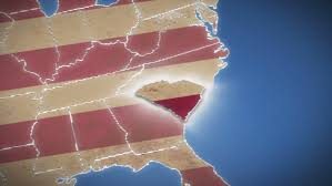 usa map south states usa map south carolina pull out no signs or letters so you can