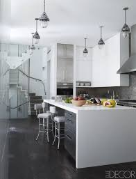 Gray Cabinets With White Countertops 35 Best White Kitchens Design Ideas Pictures Of White Kitchen