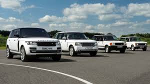 1970 range rover land rover celebrates the 45th birthday of the range rover acquire