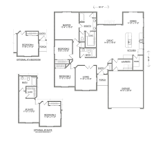 Square Floor Plans For Homes The Pacific Brand New Home For Sale Wa Id Or