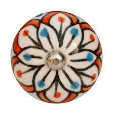 black ceramic cabinet knobs porcelain cabinet pulls decorative knobs vintage white black and