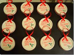 pickles and cheese decoupaged vintage ornaments a gift for the