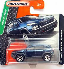 jeep matchbox 2015 mbx explorers 1 64 jeep cherokee trailhawk 102 125 short