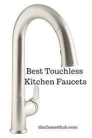 chrome best touchless kitchen faucet wall mount two handle pull