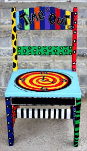 painted chairs images 127 best tips and ideas for painting whimsical funky furniture