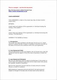 business contract template private agreement template agreement for