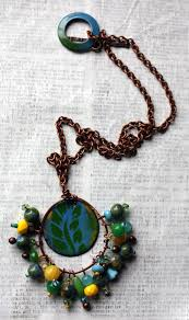 sted necklace crafty necklace for the 7th bead soup party reveal